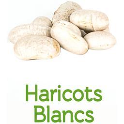Haricots blancs BIO en VRAC