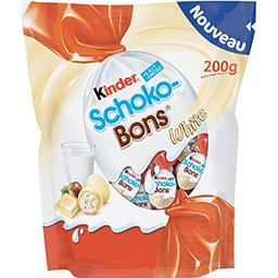 Schoko-Bons - Bonbons White chocolat blanc fourrés l...