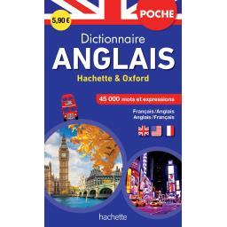Dictionnaire de poche Anglais hachette
