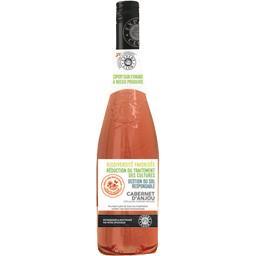 Cabernet d'Anjou, vin rosé