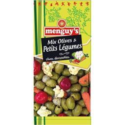 Mix olives & petits légumes