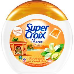 Lessive Bulles Maroc fleur d'oranger et lait d'amande douce