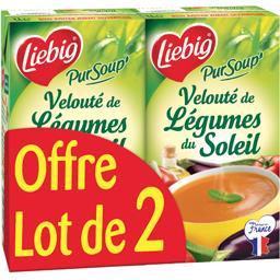 Liebig Pur'Soup - Velouté de légumes du soleil