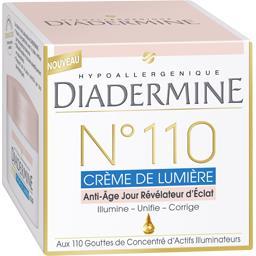 N°110 - Crème de Lumière anti-âge jour révélateur d'...