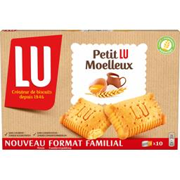 Biscuits Petit Moelleux
