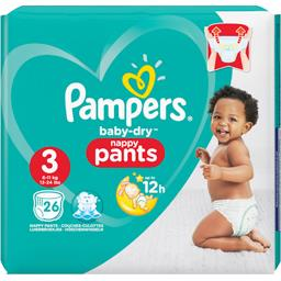 Couches-culottes baby-dry pants faciles à enfiler t3