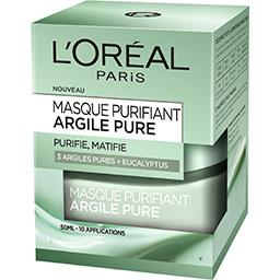 Argile Pure - Masque purifiant
