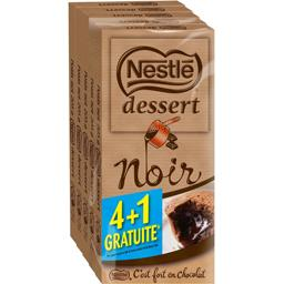 Dessert - Chocolat noir