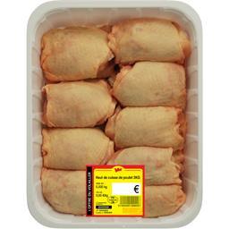 Haut cuisse poulet jaune déjointé