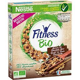 Nestlé Nestlé Céréales Fitness - Céréales avoine et chocolat noir BIO