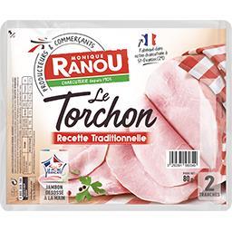 Jambon au torchon - Mon Gourmand