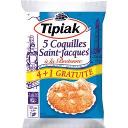 Tipiak Coquilles Saint-Jacques à la bretonne