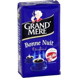 Café moulu Bonne Nuit décaféiné