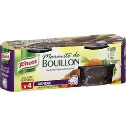 Marmite de Bouillon - Bouillon d'agneau