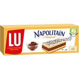 Napolitain - Gâteau L'Original au chocolat