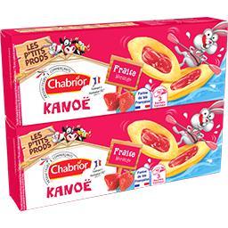Biscuits Kanoë fraise