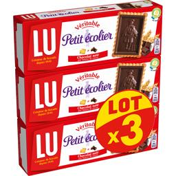 Petit Ecolier - Biscuits chocolat fin