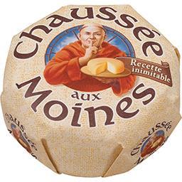 Chaussée aux moines Fromage à pâte pressée