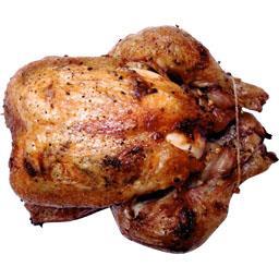 Poulet blanc rôti