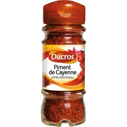 Piment de Cayenne extra fort moulu
