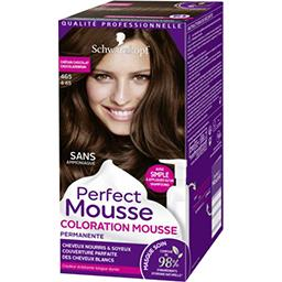 Perfect Mousse - Coloration châtain chocolat 465