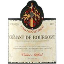 Crémant de Bourgogne brut - Tastevinage