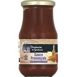 Itinéraire des Saveurs Sauce provençale tomates et légumes cuisinés le pot de 420 g