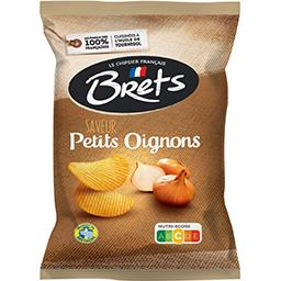 Chips aux petits oignons