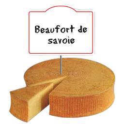 Beaufort de savoie 33% de MG
