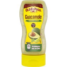 Guacamole finement épicé