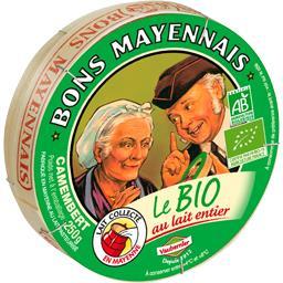 Camembert Le BIO au lait entier
