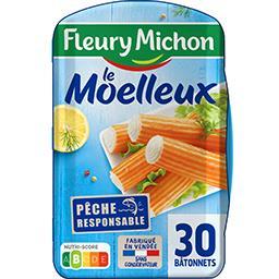 Surimi Le Bâtonnet Moelleux
