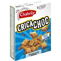 Céréales CricaChoc chocolat au lait