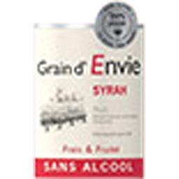 Boisson à base de vin Merlot sans alcool