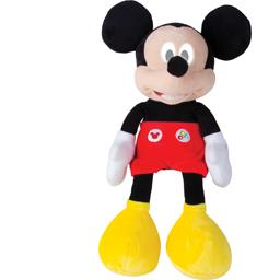 Peluche Mickey Emotions interactive sonore