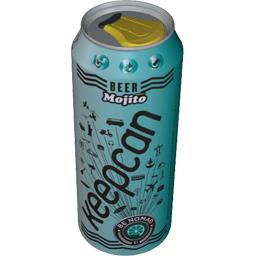 Keepcan Bière Mojito la canette de 490 ml