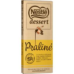 Dessert - Chocolat praliné