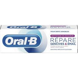 Oral-B Répare Gencives/Émail Nettoyage en Douceur Dentifrice 75ml -