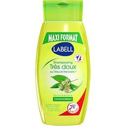 Shampooing très doux tilleul & thé blanc, cheveux no...