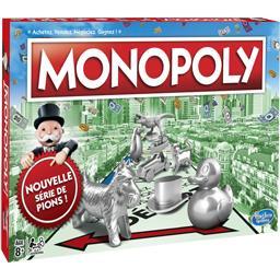 Hasbro Gaming Monopoly Classique