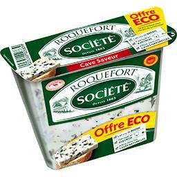 Société Roquefort au lait cru de brebis