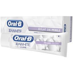 3D White Luxe - Dentifrice Eclat de perle