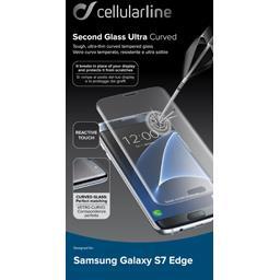 Protection verre trempé bord à bord Samsung Galaxy S7 Edge