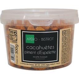 Cacahuètes piment d'Espelette