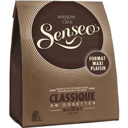 Dosettes de café Classique