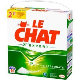 Expert - Lessive poudre bicarbonate