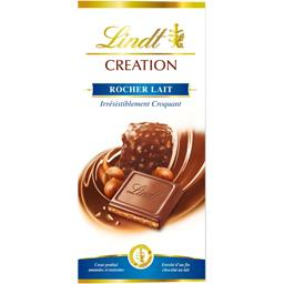 Création - Chocolat rocher lait