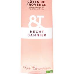 Côtes de Provence Les Citronniers BIO, vin rosé