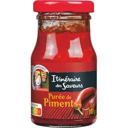 Purée de piments - Saveur d'Asie