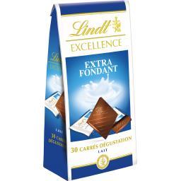 Excellence - Carré dégustation lait extra fondant